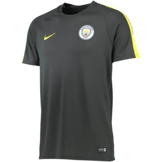 Manchester City Kids Squad Training Top 2016/17 (Grey)