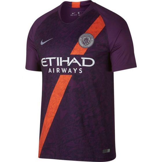Manchester City Nike Third Shirt 2018/19 (Adults)