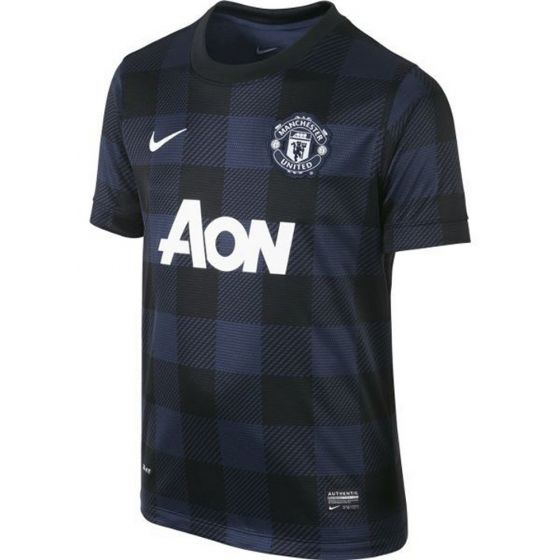 Manchester United Kids Away Shirt 2013/14