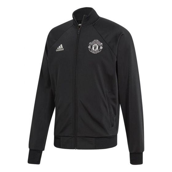 Manchester United Black Icons Jacket 2019/20