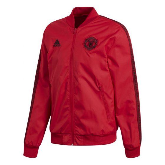 Manchester United red anthem jacket 19/20