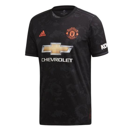Manchester United Third Football Shirt 2019/20