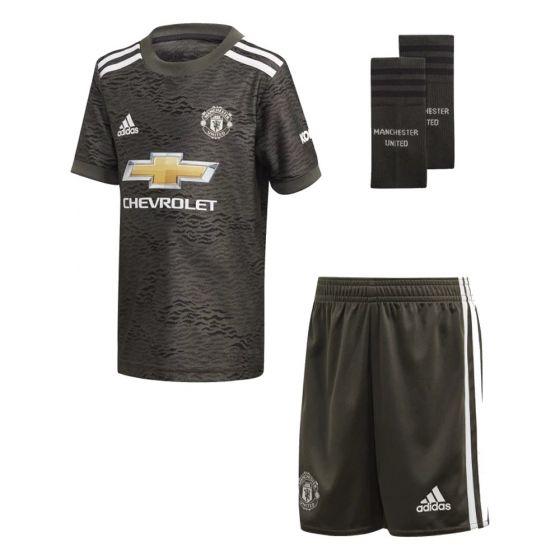 Manchester United Kids Away Kit 2020/21