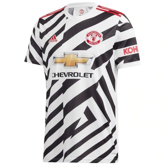 Manchester United Third Shirt 2020/21