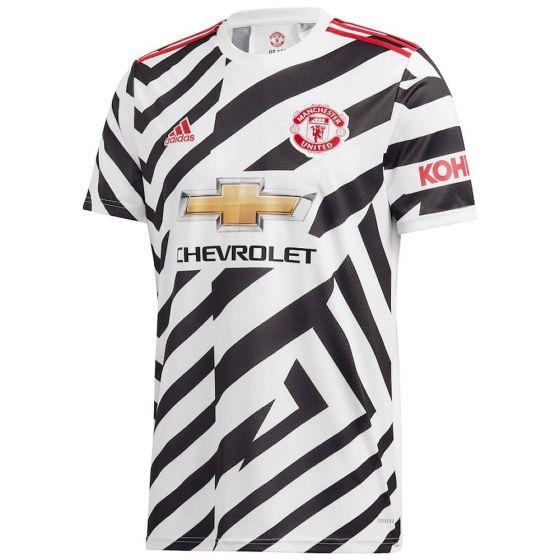 Manchester United Kids Third Shirt 2020/21