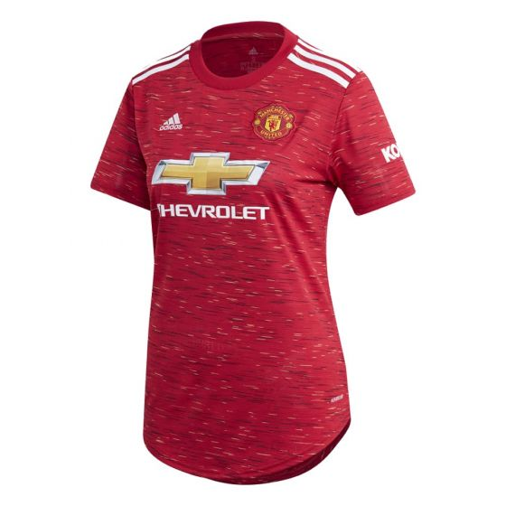 Manchester United Womens Home Shirt 2020/21