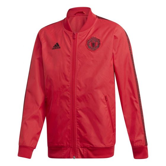 Manchester United Kids Red Anthem Jacket 2019/20