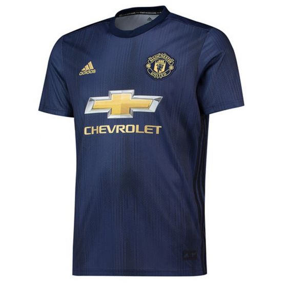 Manchester United Adidas Third Shirt 2018/19 (Kids)