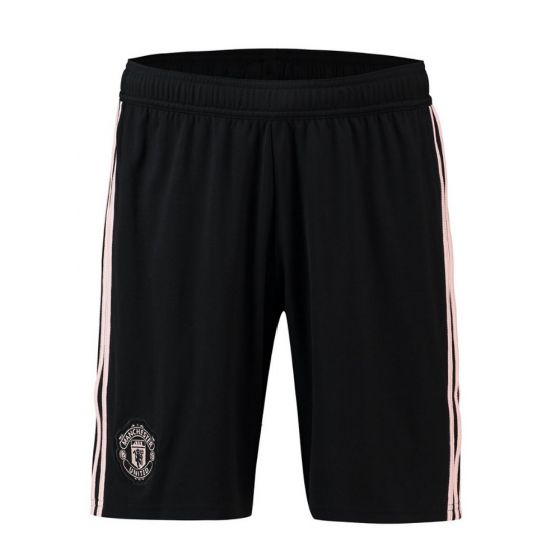 Manchester United Adidas Away Shorts 2018/19 (Kids)
