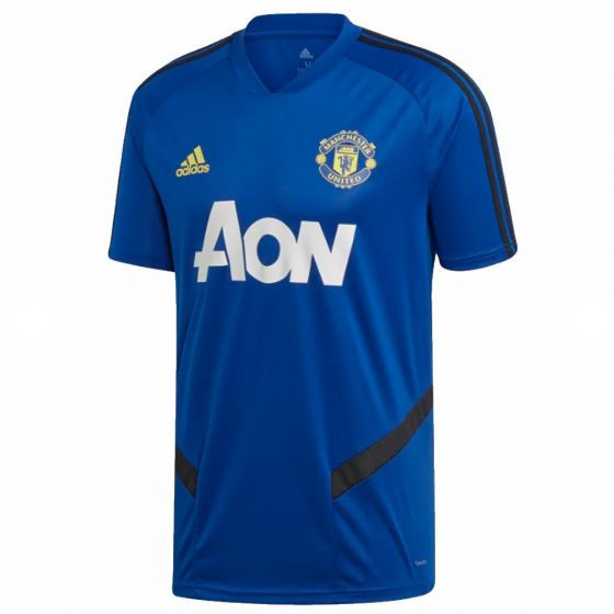 Manchester United Blue Training Jersey 2019/20