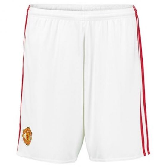 Manchester United Home Football Shorts 2016/17