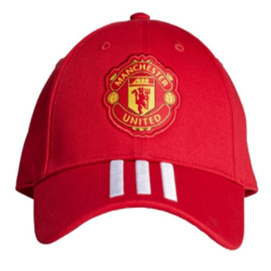 Manchester United Red Baseball Cap 2020/21