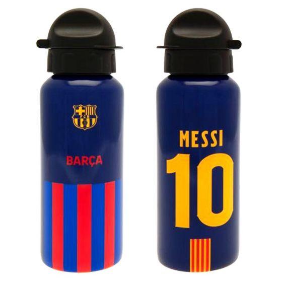 Messi Barcelona Aluminium Drinks Bottle