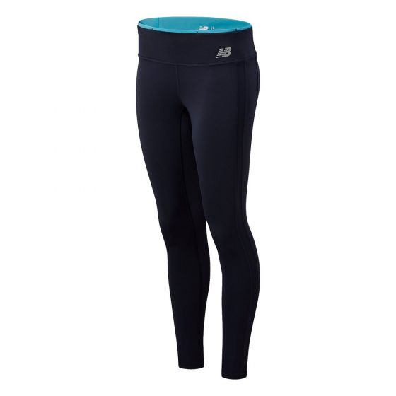 New Balance Women's Accelerate Colorblock Tights