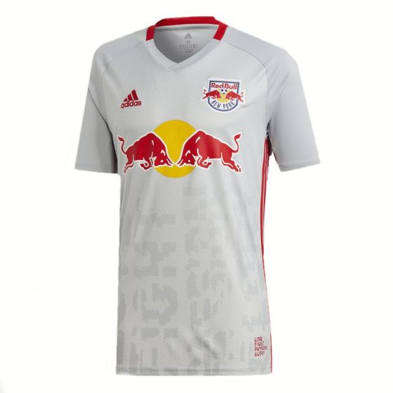 New York Red Bulls Home Football Shirt 2019