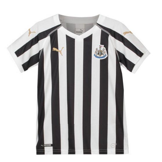 Newcastle United Puma Home Shirt 2018/19 (Kids)