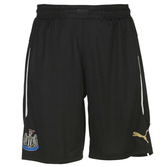 Newcastle United Kids (Boys Youth) Home Shorts 2014 - 2015