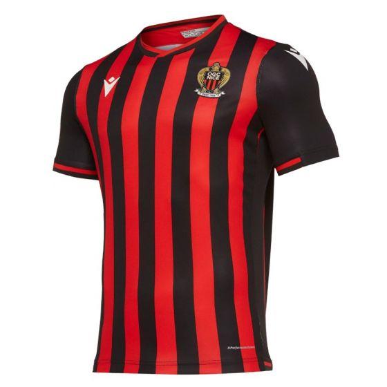 OGC Nice Home Football Shirt 2019/20