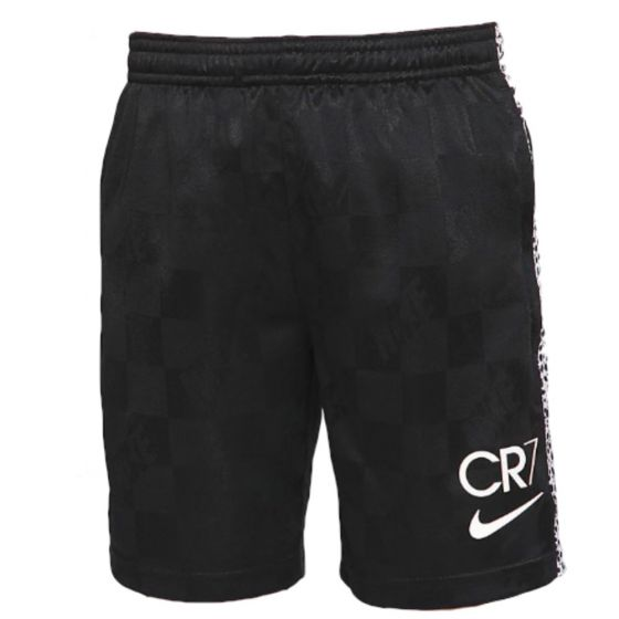 Nike CR7 black kids training shorts 20/21