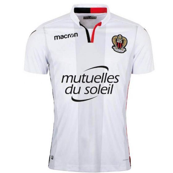OGC Nice Away Shirt 2017/18