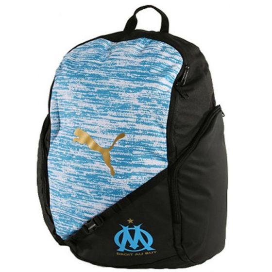 Olympique Marseille Liga Backpack 2018/19 (Black/Blue)