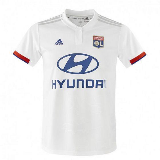 Olympique Lyonnais Home Football Shirt 2019/20