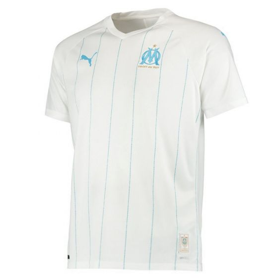 Olympique Marseille Home Football Shirt 2019/20