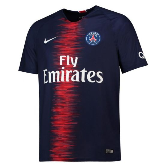 Paris Saint Germain Nike Home Shirt 2018/19 (Kids)