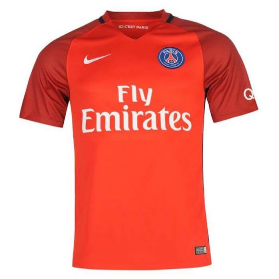 Paris Saint-Germain Kids Away Shirt 2016-17