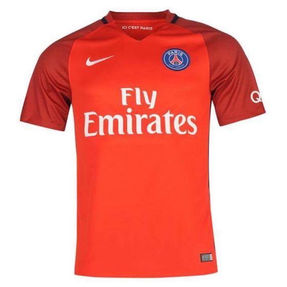 Paris Saint-Germain Kids Away Shirt 2016-17