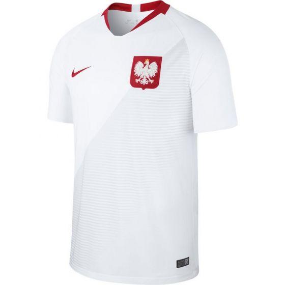 Poland Nike Home Shirt 2018/19 (Adults)