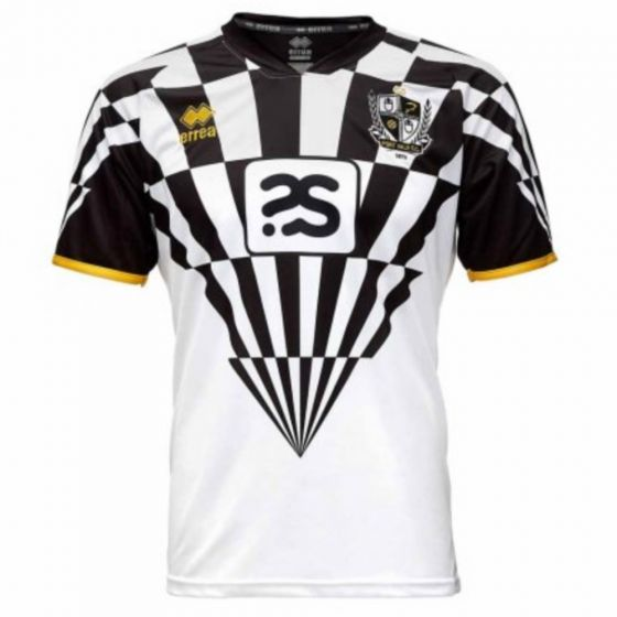 Port Vale home jersey 20/21