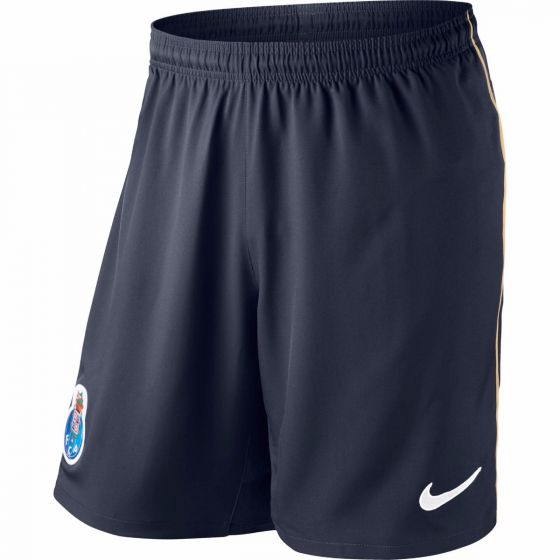 Porto Kids Away Football Shorts 2013-14