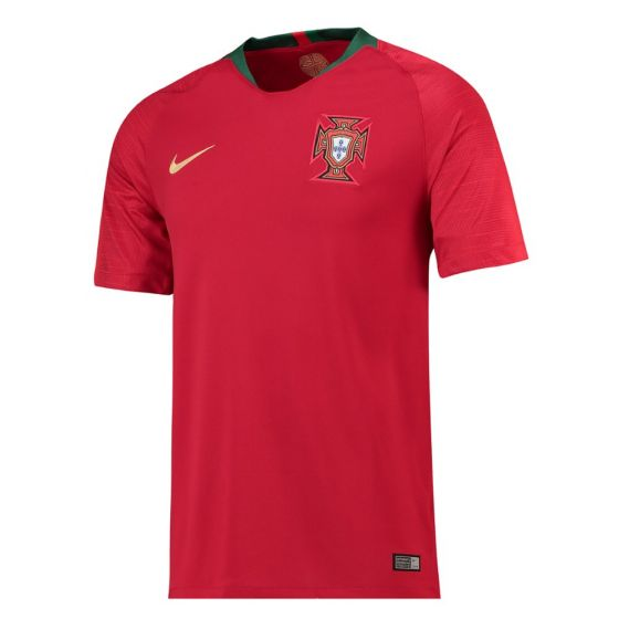 Portugal Nike Home Shirt 2018/19 (Adults)