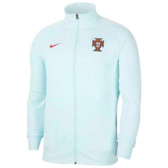 Portugal 20/21 I96 anthem jacket (teal)