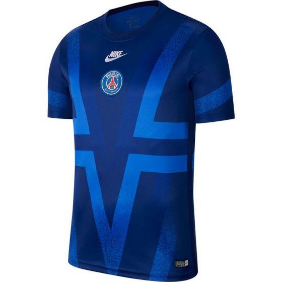 Paris Saint Germain Blue Pre-Match Shirt 2019/20