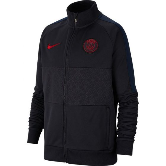 Paris Saint Germain Kids Dark Grey I96 Jacket 2019/20