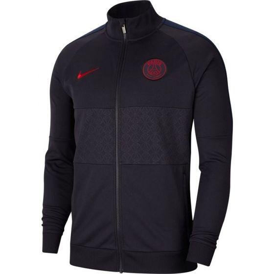 Paris Saint Germain Dark Grey I96 Jacket 2019/20