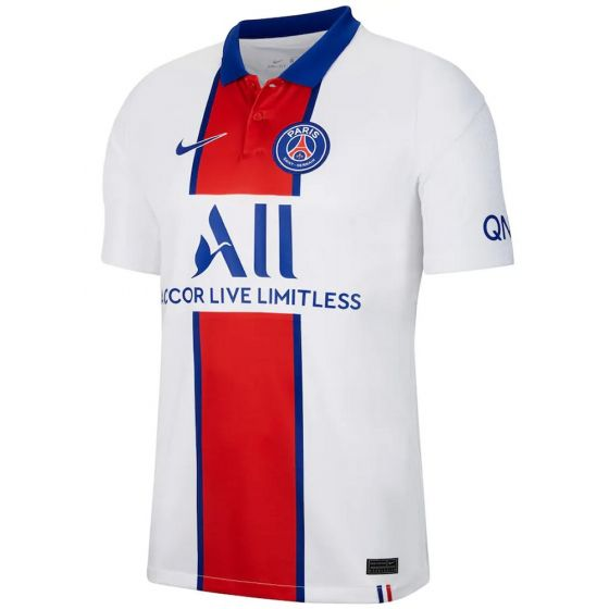 Paris Saint-Germain Kids Away Shirt 2020/21