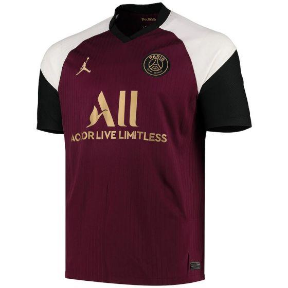 Paris Saint Germain Third Shirt 2020/21