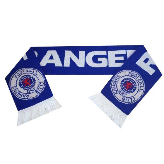 Glasgow Rangers Football Scarf