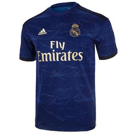 Real Madrid Kids Away Shirt 2019/20