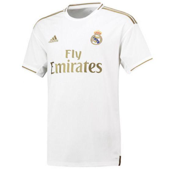 Real Madrid Home Football Shirt 2019/20