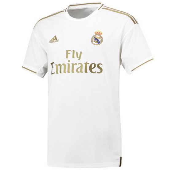 Real Madrid Kids Home Shirt 2019/20