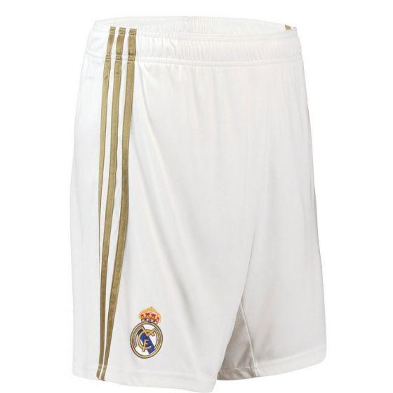 Real Madrid Home Football Shorts 2019/20
