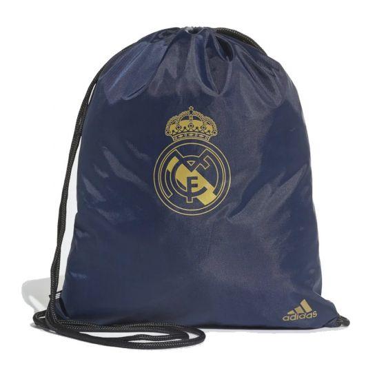 Real Madrid Adidas Navy Gym Bag 2019/20