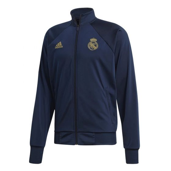 Real Madrid Navy Icons Jacket 2019/20