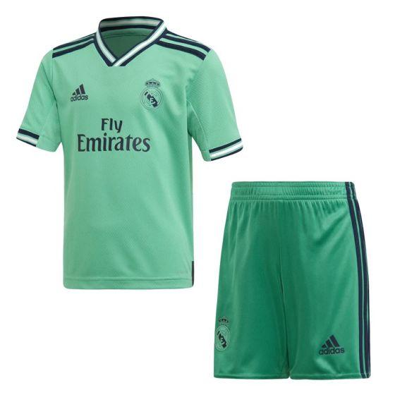 Real Madrid Kids Third Kit 2019/20