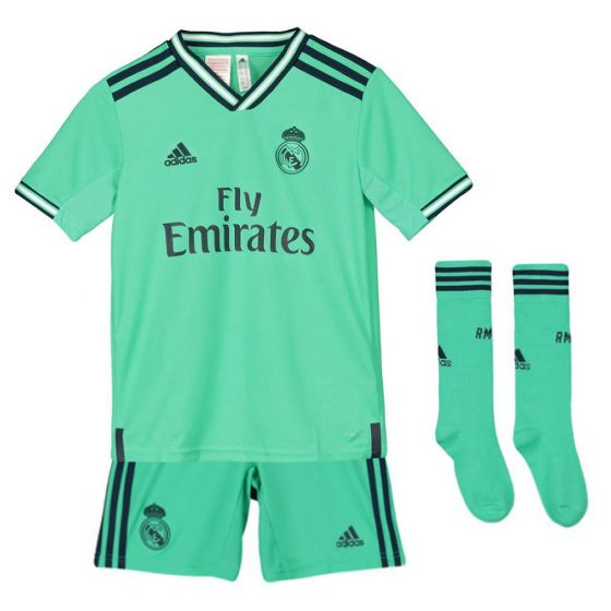 Real Madrid Youth Third Kit 2019/20