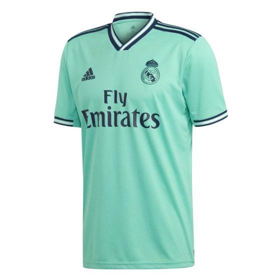 Real Madrid Third Football Shirt 2019/20